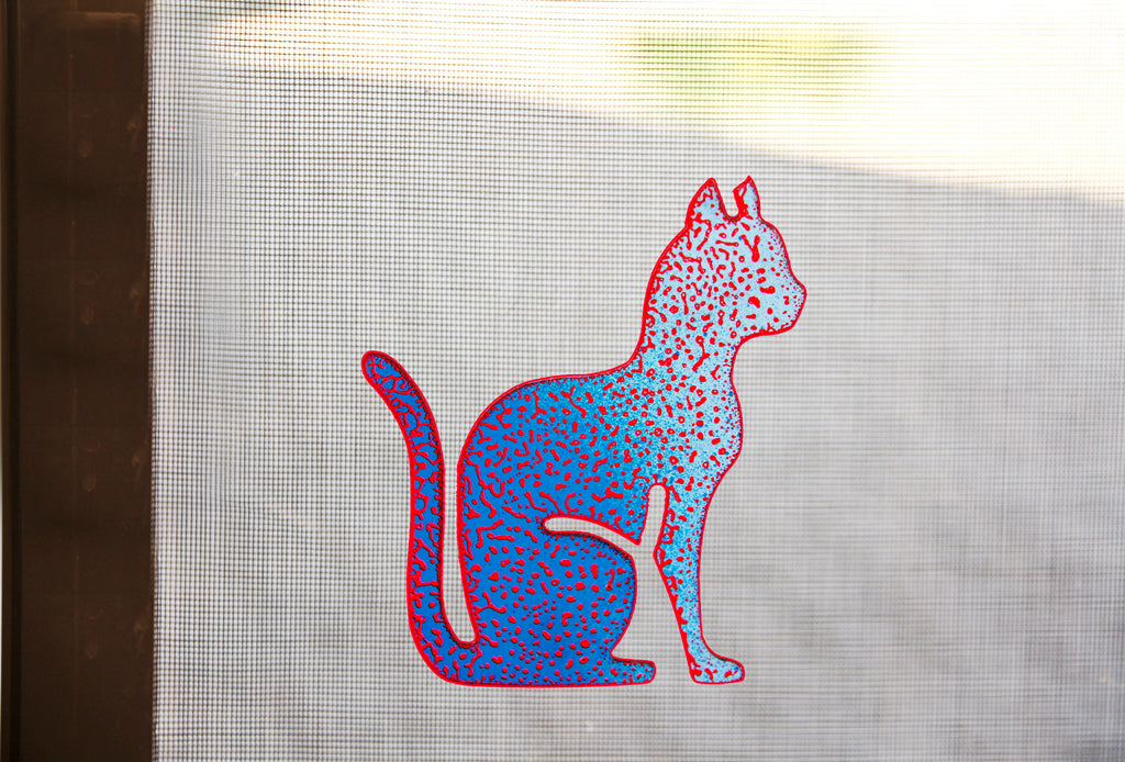 Cat Screen Magnet