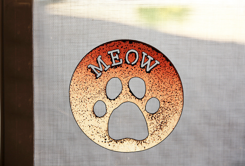 Cat Paw Screen Magnet