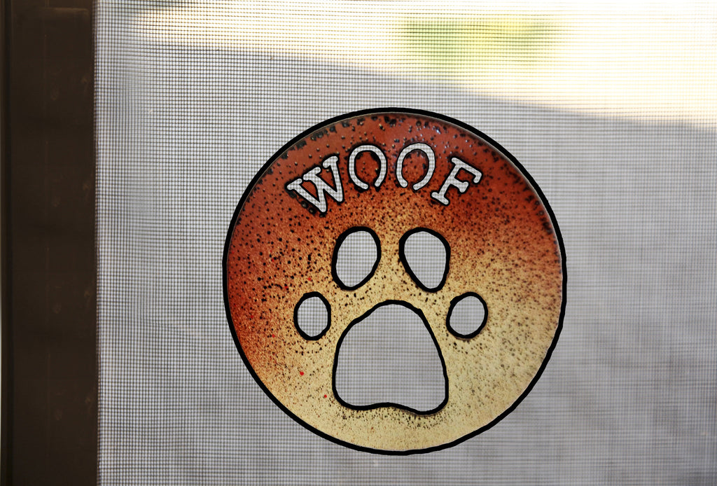 Dog Paw Screen Magnet