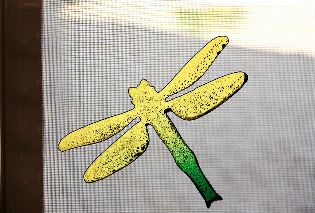 Dragonfly Screen Magnet