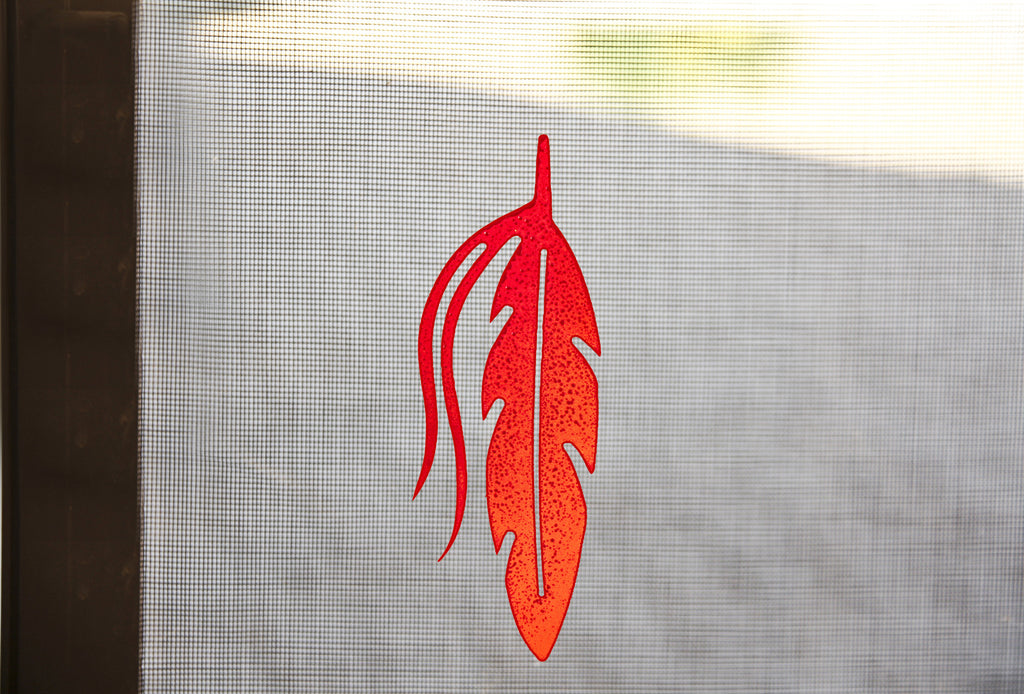 Feather Screen Magnet