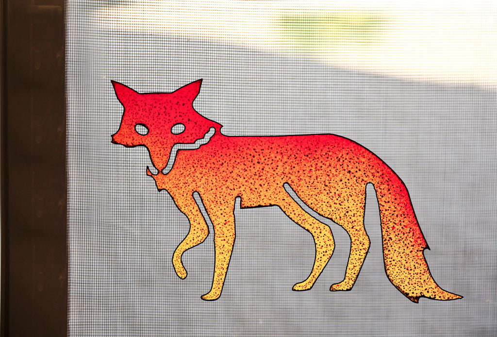 Fox Screen Magnet