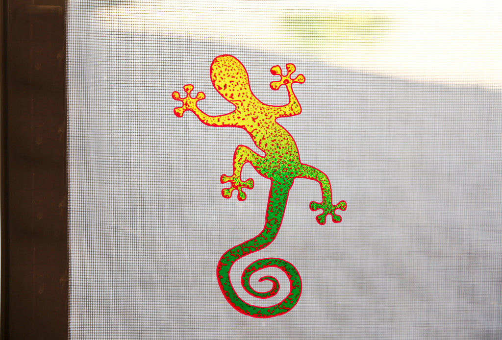 Gecko Screen Magnet