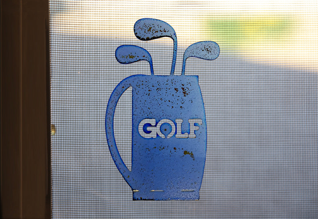 Golf Bag Screen Magnet