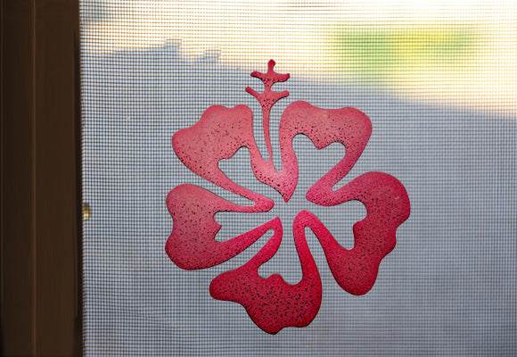 Hibiscus Screen Magnet
