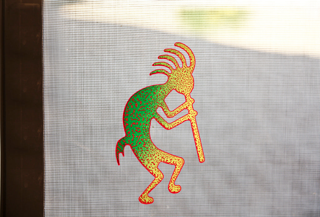 Kokopelli Screen Magnet