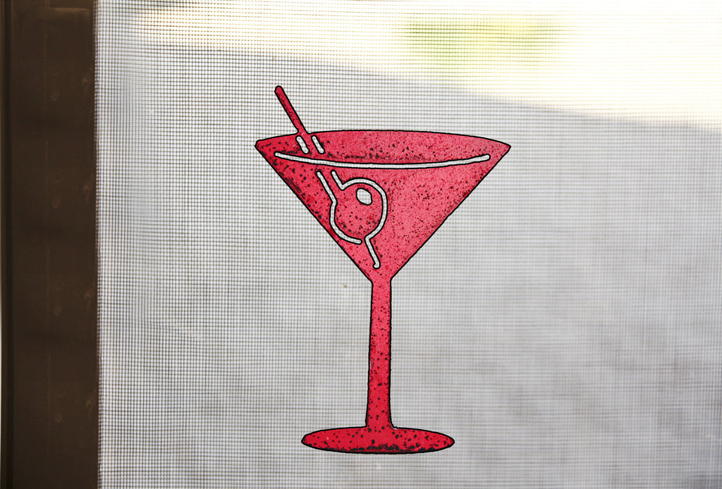 Martini Screen Magnet