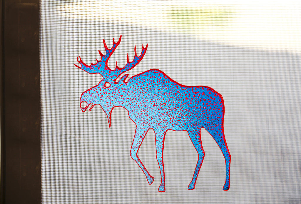 Moose Screen Magnet