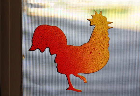 Rooster Screen Magnet