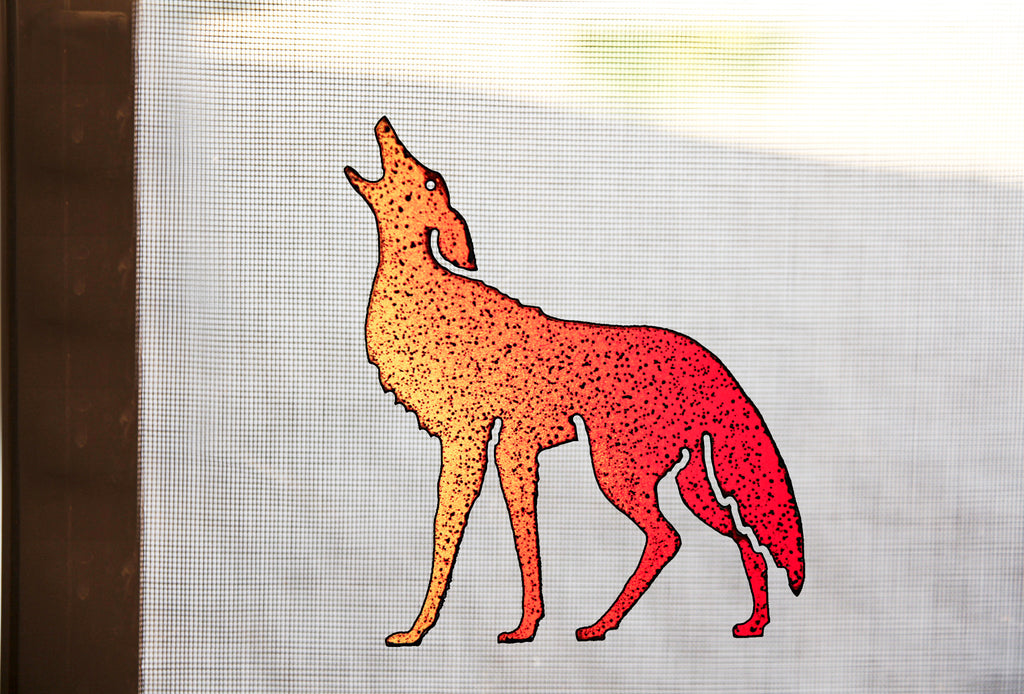 Wolf Screen Magnet