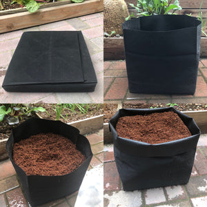 GroEzy 15 Gallon Expandable Pot