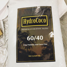 Load image into Gallery viewer, HydroMix 60/40 Clay Pebbles and Coco Coir 50L bag