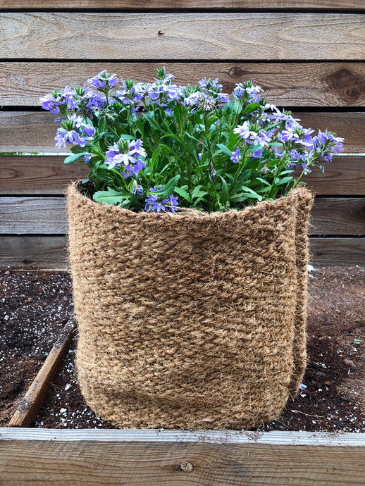 CoirNet 15 Gallon coir pot