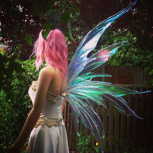 ZENA Iridescent Fairy Wings