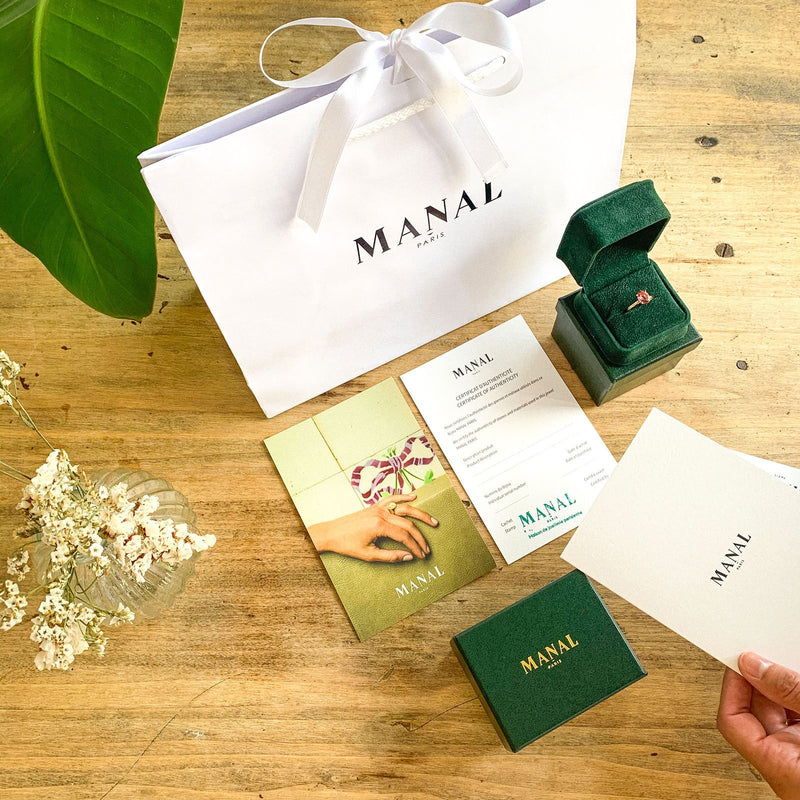 écrin packaging manal paris joaillerie