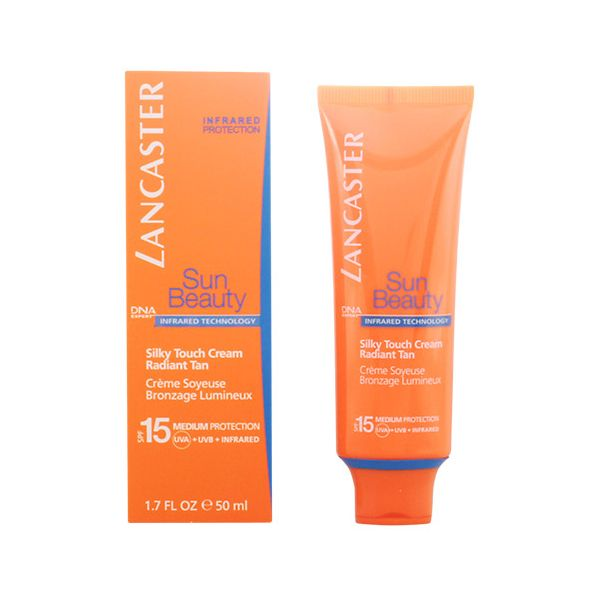Bronzant Sun Beauty Lancaster SPF 15 (50 ml)