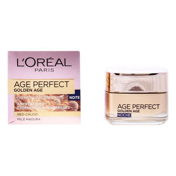 Crème de nuit Age Perfect Golden Age L'Oreal Make Up