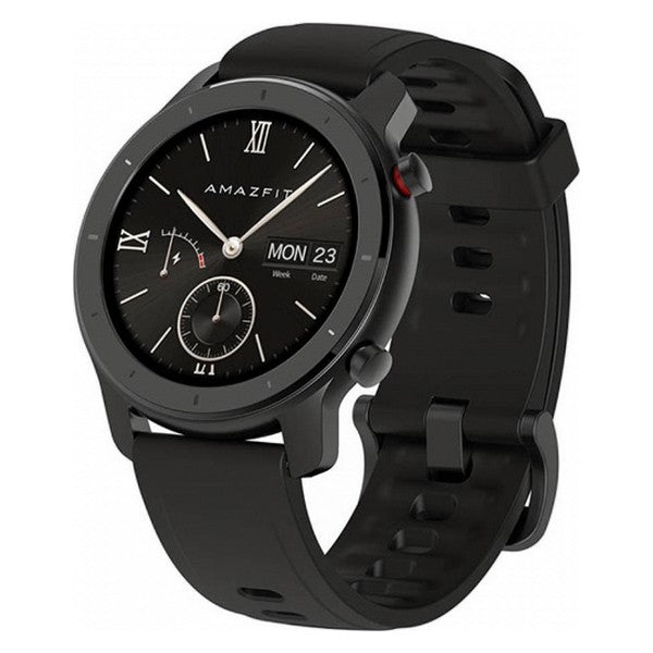 "Montre intelligente Amazfit GTR 1,2"" AMOLED Bluetooth GPS Noir"