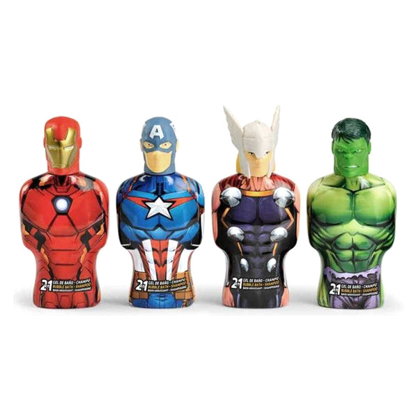 2-in-1 Gel et shampooing Avengers Thor Cartoon (475 ml)