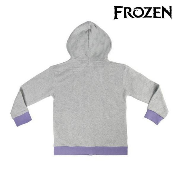 Sweat à capuche enfant Frozen 72318 Gris