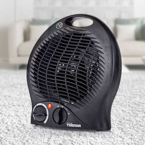 Thermo Ventilateur Portable Tristar KA5037 2000W Noir