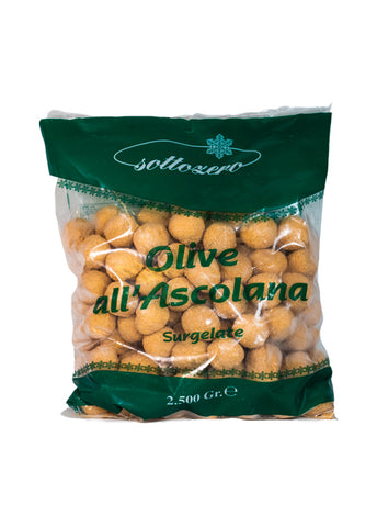 Olive all'ascolana 2,5 Kg