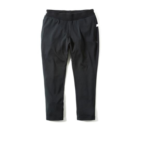 CROPPED JERSEY PANTS(BLACK) -MAGIC STICK- 16S/S