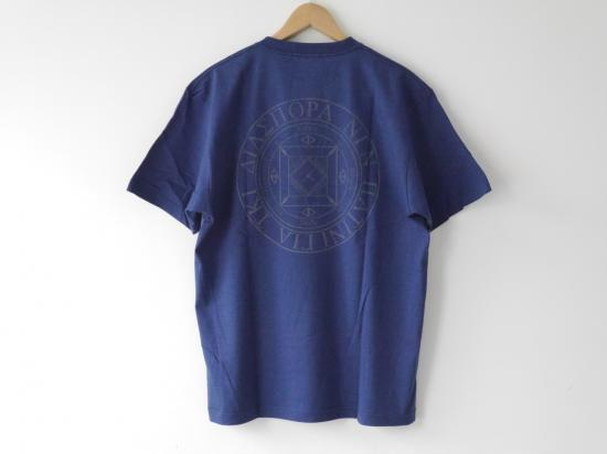 Magic Circle TEE( Indigo/Reflector)