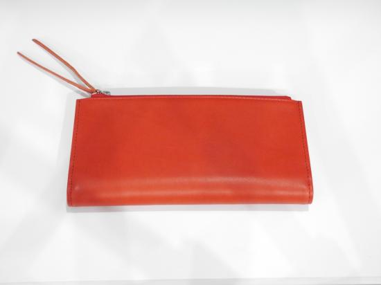 LONG WALLET(RED)