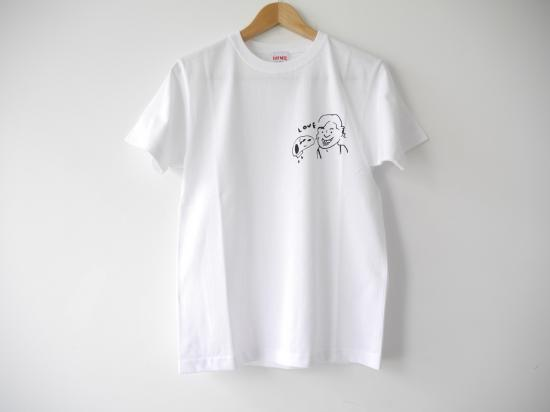 Daughter Tee(WHITE)