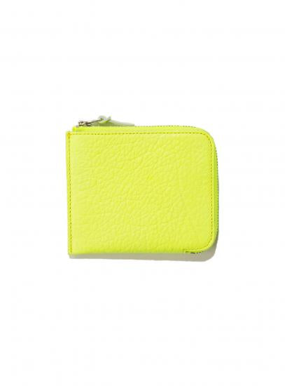 BAL/PORTER® THIN LEATHER WALLET(M) (YELLOW)