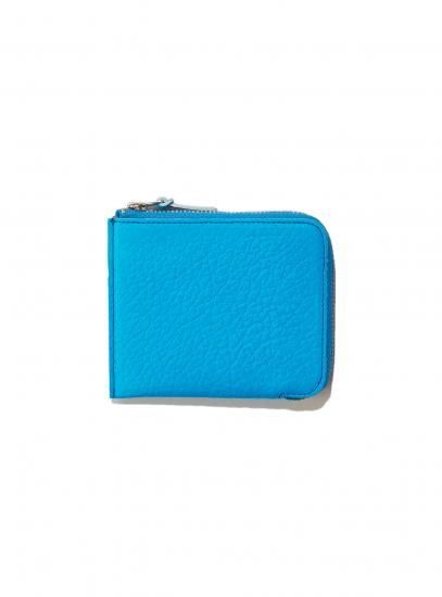 BAL/PORTER® THIN LEATHER WALLET(M) (BLUE)