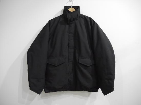 PUFF-JKT(BLACK)