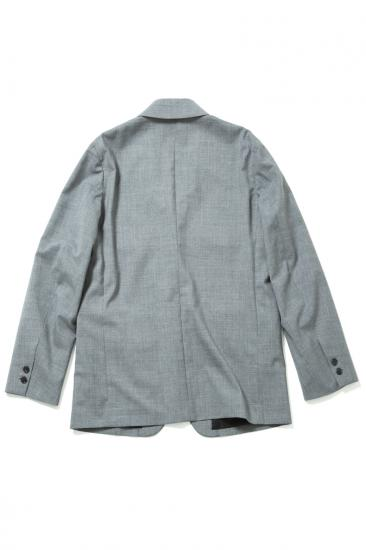 CORDURA COMBAT WOOL 2B JACKET(GRAY)