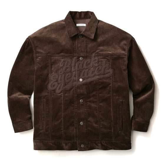 CORDUROY JACKET(BROWN)