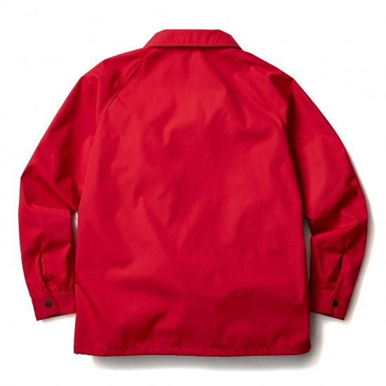 COACHES JACKET(RED)