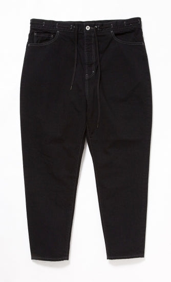 LOOP DENIM PANTS(BLACK)
