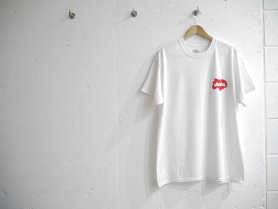 BAL×Re'verth LIMITED Tee「all nite」(WHITE)