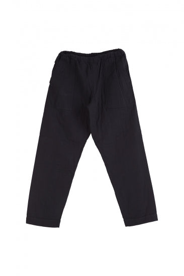 NIGHT PANTS GAUZE(ブラック)