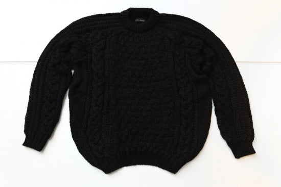 SAM'S-KNIT(BLACK)