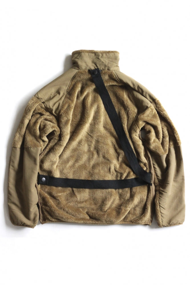 E.C.W.C.S.JACKET LINER w/ SHOULDER LOOP(COYOTE)