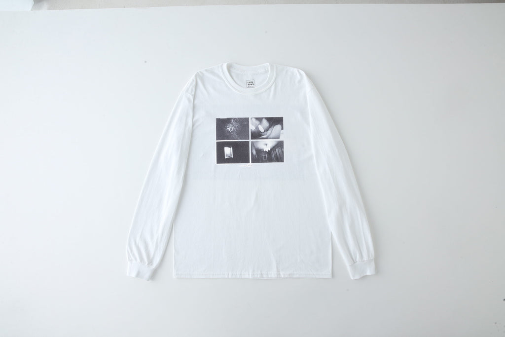 SAKIKO LS(WHITE) -LOOSE JOINTS