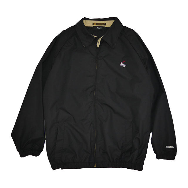 DET CLUB JACKET (BLACK)