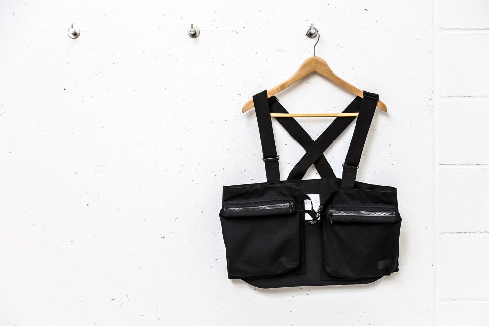 CHEST BAG(BLACK)
