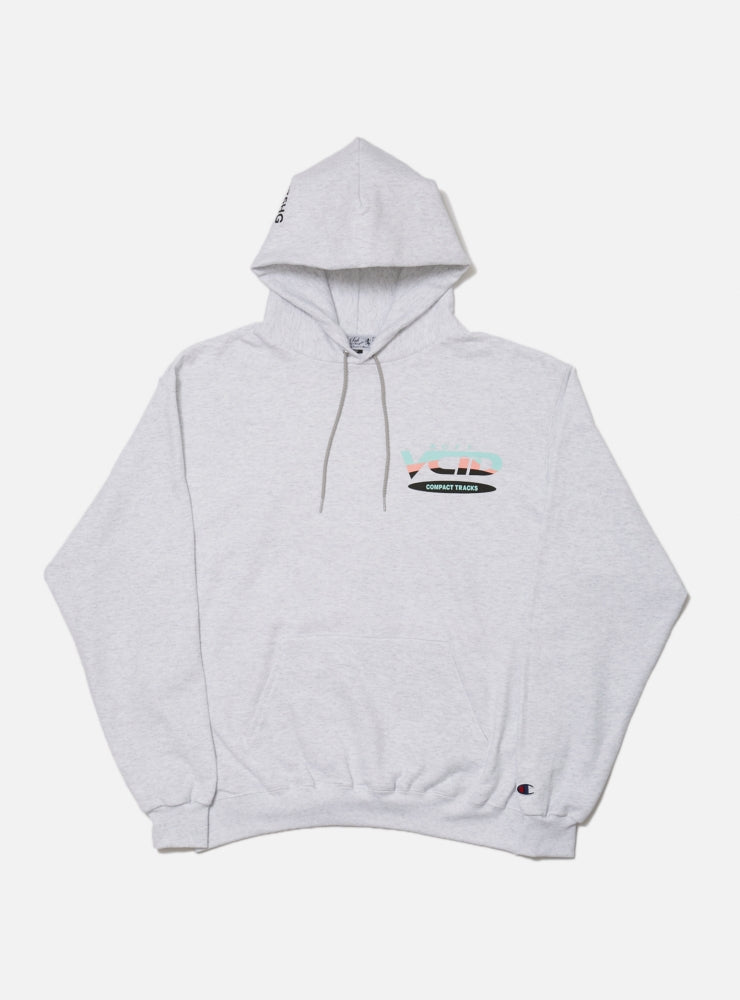 VCID HOODIE(HEATHER GRAY)