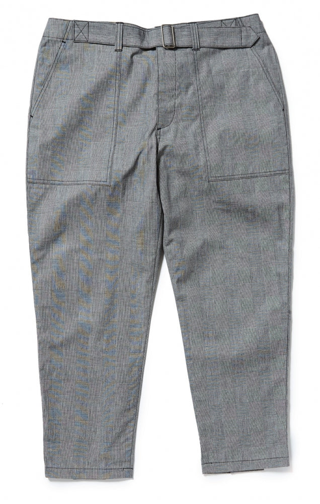NO BONTAGE PANTS(GLEN CHECK)