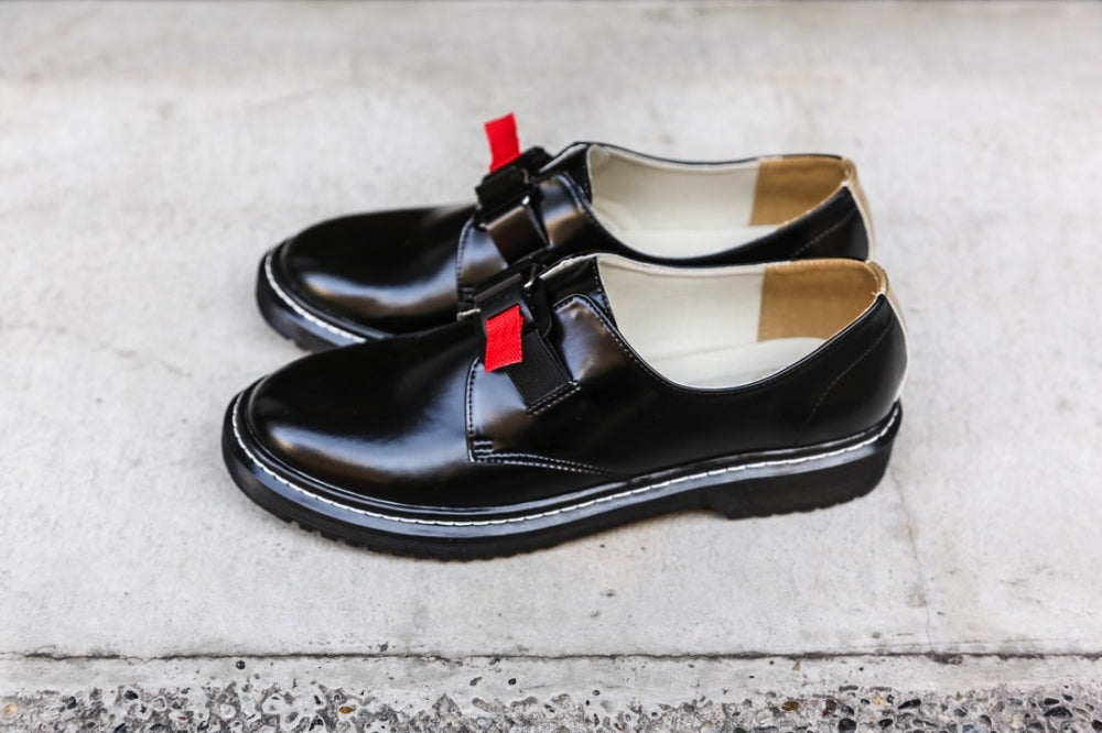 FIDLOCK MONK STRAP AIR SOLE SHOE(BLACK)