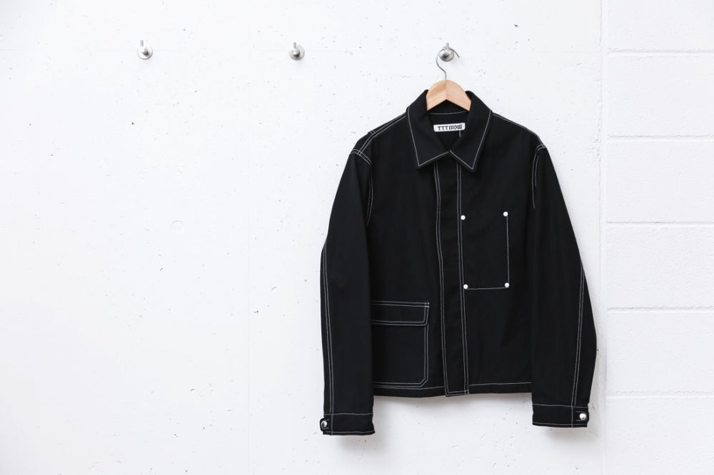 WORK JACKET(BLACK)