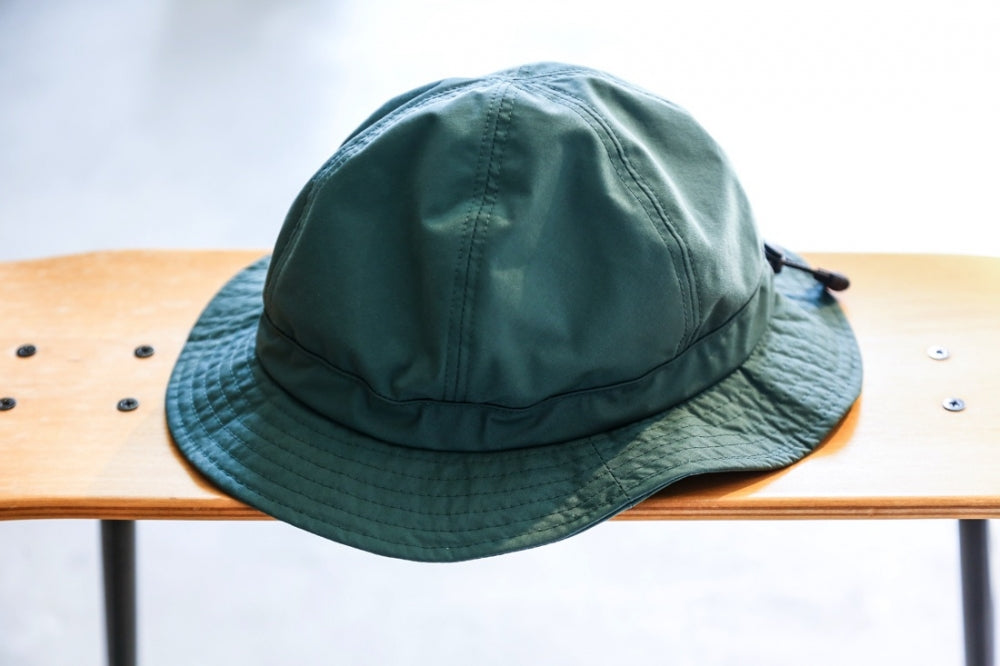 NYLON KERJA HAT(GREEN)