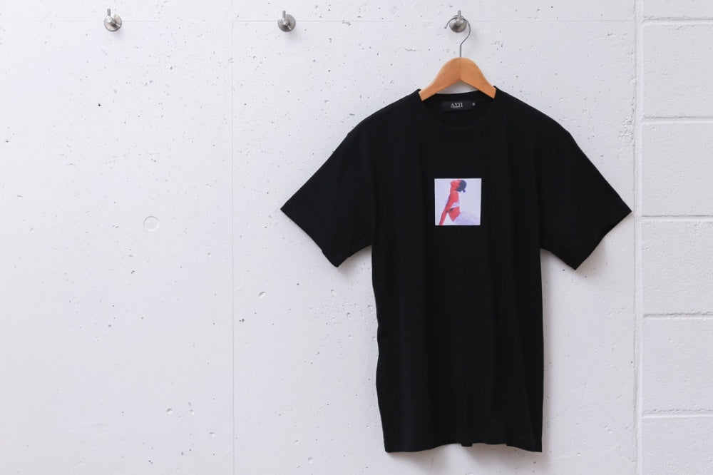 TWENTY ONE TEE (BLACK)